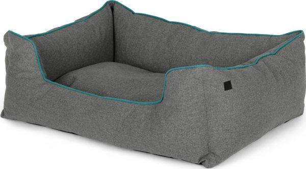Kysler Extra Large Pet Bed, Grey