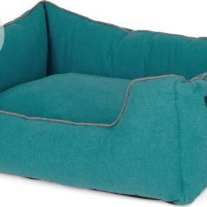 Kysler Medium Pet Bed, Teal