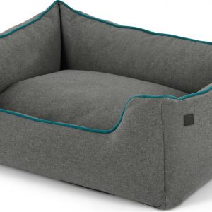 Kysler Large Pet Bed, Grey