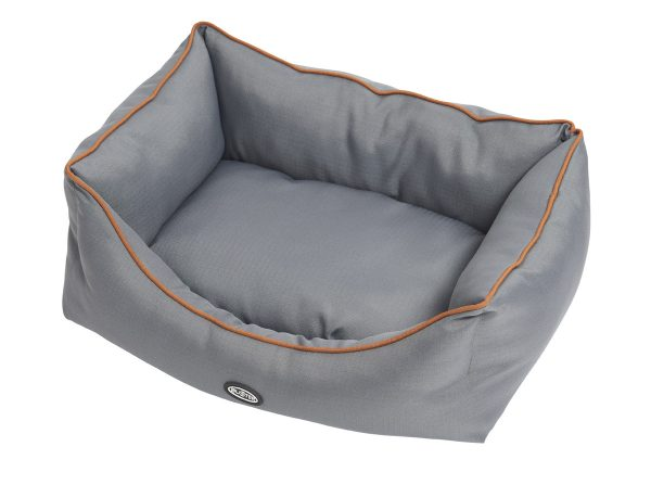 Buster Sofa Beds Steel Grey