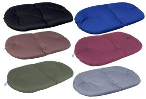 Country Dog Waterproof Oval Dog Cushion Pads