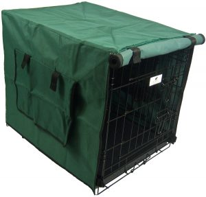 Green Waterproof Crate Covers