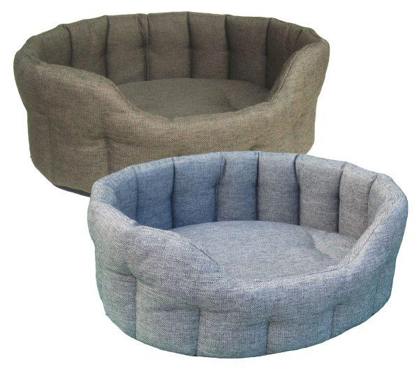Heavy Duty Basket Weave Softee Beds