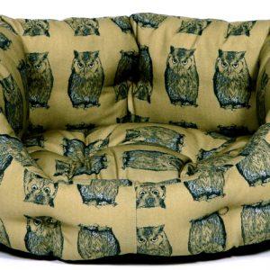 Woodland Owl Deluxe Slumber Bed