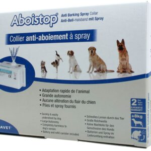Aboistop Bark Collar