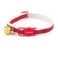 Ancol Acticat Reflective Safety Buckle Cat Collar