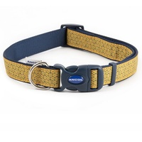 Ancol Geometric Adjustable Dog Fashion Collar