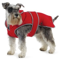 Ancol Poppy Red Stormguard Dog Coat