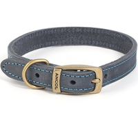 Ancol Timberwolf Leather Dog Collars