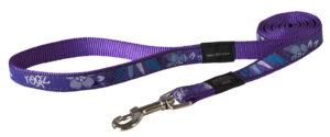 Fancy Dress Lead - Purple Forest