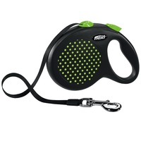 Flexi Design Tape Retractable Dog Lead