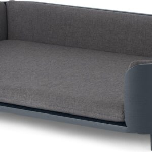 Kyali Dog Sofa, Dark Grey L/XL
