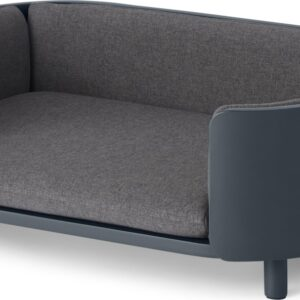 Kyali Dog Sofa, Dark Grey S/M