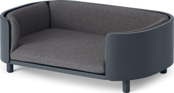 Kyali Dog Sofa, Dark Grey S/M
