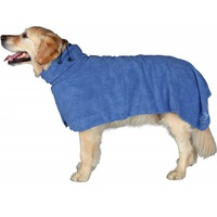 Trixie Dog Microfibre Bathrobe