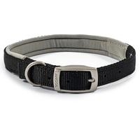 Ancol Viva Padded Nylon Buckle Dog Collar