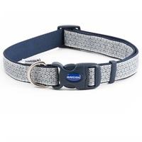 Ancol Geometric Adjustable Dog Fashion Collar