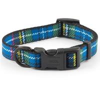 Ancol Adjustable Tartan Dog Collars