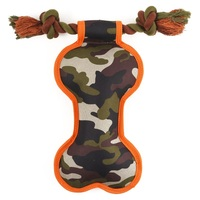 Ancol Action Dog Spinner with Bonded EVA