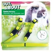 Happy Pet Rabbit Harness & Lead Set