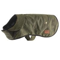 Ancol Heritage Green Wax Dog Coat